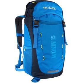 Tatonka Wokin 15 Bagpack bright blue